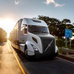 El camión eléctrico de Volvo está cerca, Samsung desarrollará las baterías