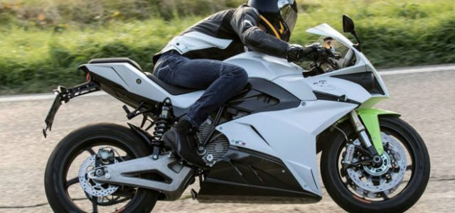 La Energica EGO será la moto oficial del mundial de motos eléctricas