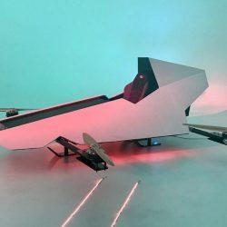 Una empresa quiere organizar la primera carrera de coches voladores en el año 2019, y llevarán las mismas baterías que un Tesla