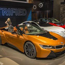 BMW cumple con su propósito de vender 100.000 vehículos electrificados en 2017