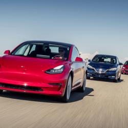 El Tesla Model 3 es el coche eléctrico más vendido de Estados Unidos en enero
