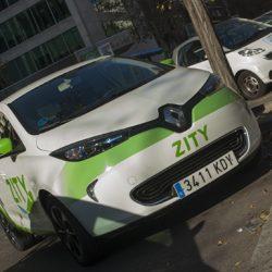 Probamos el servicio de carsharing ZITY, y lo enfrentamos a Car2go y Emov