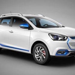 El coche eléctrico BAIC EC-Series vuelve a reventar el mercado chino con casi 16.000 entregas en noviembre