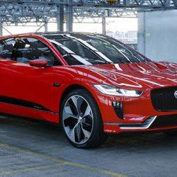 Filtrados los precios y el equipamiento del Jaguar i-Pace