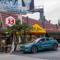 Varios clientes prueban la autonomía del Jaguar I-Pace (Vídeo)