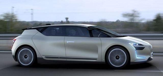 Démonstrateur SYMBIOZ: Renault comienza a probar su prototipo autónomo de nivel 4