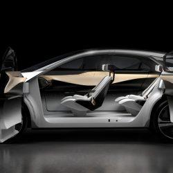 Los coches completamente autónomos de Nissan llegarán en 2022