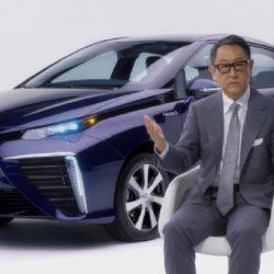 Toyota iniciará en enero de 2018 importantes cambios en su directiva para adaptarse a la era del coche eléctrico y autónomo