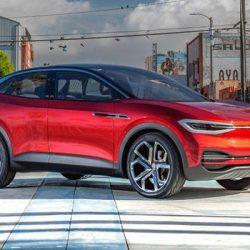 Volkswagen presenta el ID Crozz en Los Ángeles, y confirma su fecha de llegada al mercado