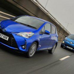 Toyota Yaris Hybrid vs Renault ZOE: híbrido contra eléctrico
