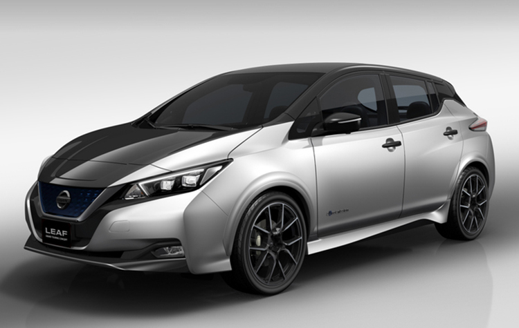 el nissan leaf de 60 kwh llegar en 2018 c mo se situar frente a sus rivales. Black Bedroom Furniture Sets. Home Design Ideas