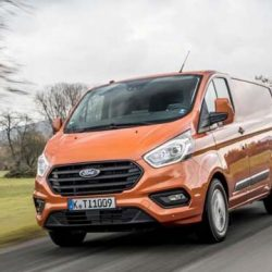 La Ford Transit eléctrica llegará al mercado europeo en 2019, con 50 kilómetros de autonomía y extensor gasolina