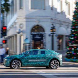 Jaguar ya tiene una flota de 200 i-Pace ensamblados para pruebas. Autonomía real de más de 320 kilómetros