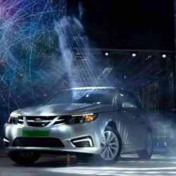 El dueño de SAAB inicia la producción de coches eléctricos en China, y confirma la fabricación en Suecia el próximo año