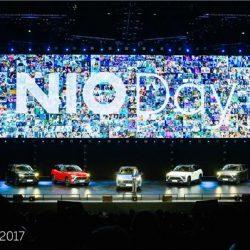 Se presenta el NIO ES8. Un todocamino eléctrico con batería extraible, hasta 355 kms de autonomía y un precio desde 57.400 euros