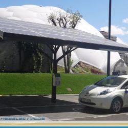 Queda desierto el programa de ayudas a la compra de taxis eléctricos en Valladolid