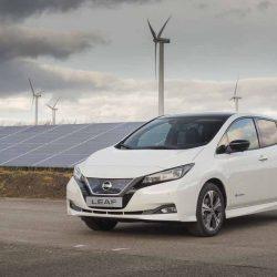 Nissan lanza en Estados Unidos un leasing del nuevo LEAF con una cuota de apenas 229 dólares, 184 euros al cambio