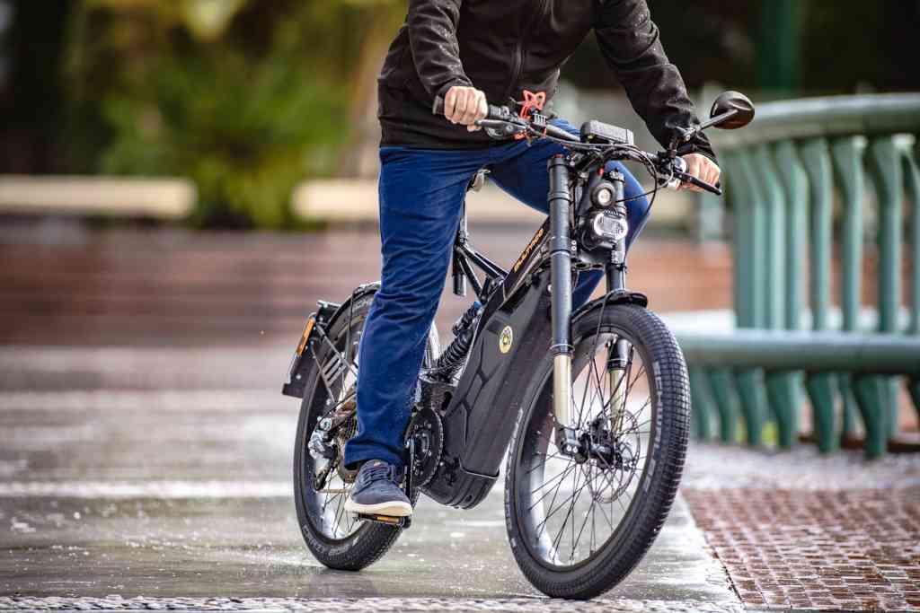prueba bici-moto Bultaco Albero