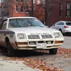 Jet Electrica 007, un coche eléctrico de los 80 abandonado en las calles de Baltimore City
