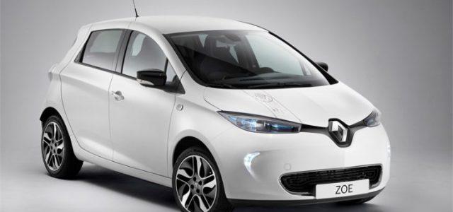 Renault comienza a potenciar las ventas de segunda mano del ZOE