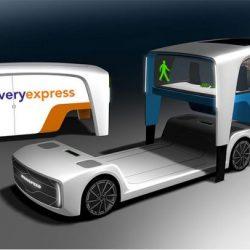 Rinspeed Snap, un vehículo eléctrico, autónomo y multiuso