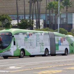 Taiwan quiere que todos los autobuses sean eléctricos en 2030, y prohibir las ventas de coches de combustión en 2040