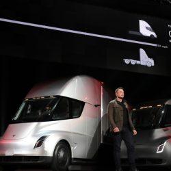 El grupo Pepsi realiza el mayor pedido hasta el momento del camión eléctrico de Tesla, con un total de 100 unidades