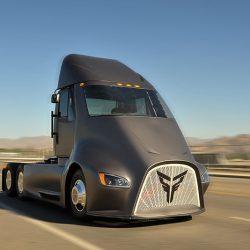 Thor Trucks ET1, un nuevo camión eléctrico quiere llegar al mercado