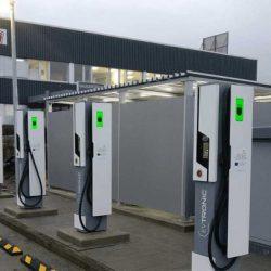 Abre la primera estación de recarga ultrarápida de Europa. Hasta 350 kW