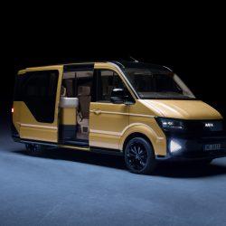 Más competencia para el taxi. Volkswagen presenta su servicio de transporte compartido MOIA