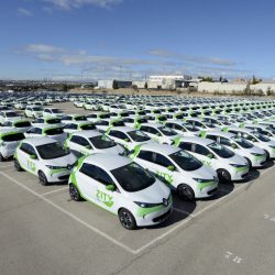 Comienza la andadura de ZITY, el carsharing rival de Car2go y emov