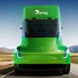 El servicio postal noruego reserva un Tesla Semi para probar si sería útil en sus rutas
