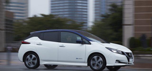 El nuevo Nissan LEAF promete marcar récords de ventas en Noruega