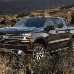 La nueva pick-up Chevrolet Silverado podría tener versiones híbridas enchufables y 100% eléctricas