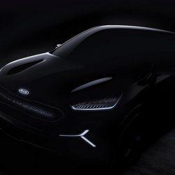 KIA presentará el Niro EV Concept en el CES de Las Vegas