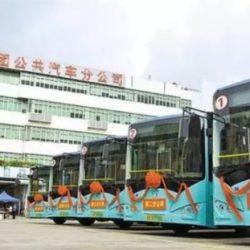 Y mientras tanto en China…Shenzhen completa la transformación de toda su flota de autobuses con modelos eléctricos