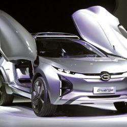 GAC Enverge. Un espectacular SUV eléctrico que anticipa la ofensiva desde China