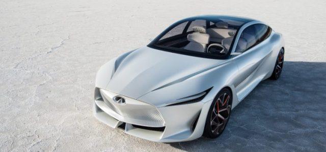 Infiniti confía en los coches eléctricos su enorme crecimiento en mercados como China