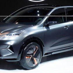 KIA Niro EV Concept: 383 kilómetros de autonomía gracias a su batería de 64 kWh