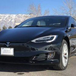 El coche blindado más rápido del mundo: Tesla Model S Armormax