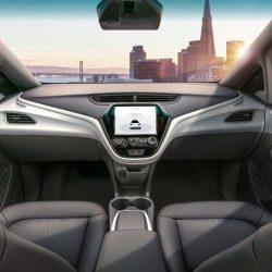 Chevrolet presentará en Detroit un Bolt autónomo sin volante ni pedales