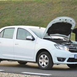 Esta empresa convierte unidades del popular Dacia Logan en coches eléctricos