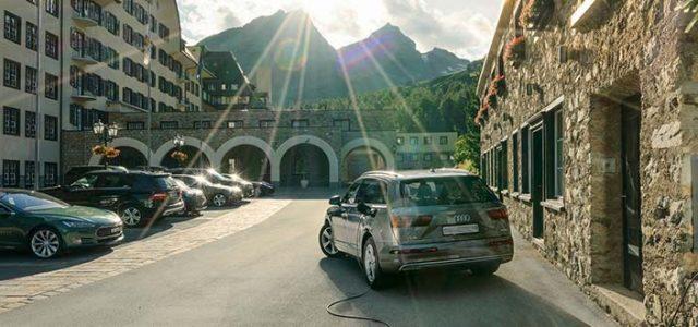 Viajar en coche eléctrico por Europa es posible, hasta que llegas a España o Italia