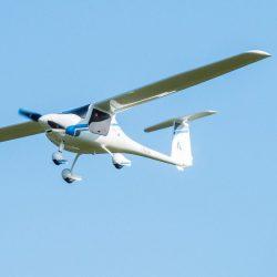 Una nueva avioneta eléctrica pasa a producción, mientras su popularidad aumenta gracias a las escuelas de vuelo