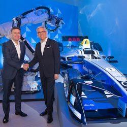 ABB se convierte en patrocinador oficial de la Fórmula E