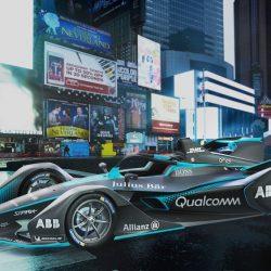 La Fórmula E presenta su coche de nueva generación que llegará en la quinta temporada. Más potencia y el doble de batería