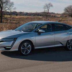 Uno de los primeros propietarios del Honda Clarity PHEV nos ofrece sus primeras impresiones