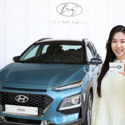 Hyundai abre los pedidos del Kona eléctrico en Corea. Dos pack de baterías, 39 y 64 kWh, y precio desde 33.000 euros