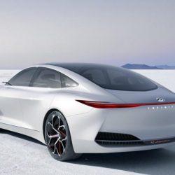 Infiniti Q Inspiration Concept: primer adelanto del rival del Tesla Model S que llegará el año que viene
