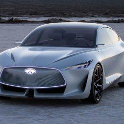 Finalmente, el Infiniti Q Inspiration Concept equipará un motor gasolina. ¿Dónde está el coche eléctrico que prometió Infiniti?